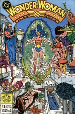 Wonder Woman (1988-1991) (Grapa, 32-64 pp) #6