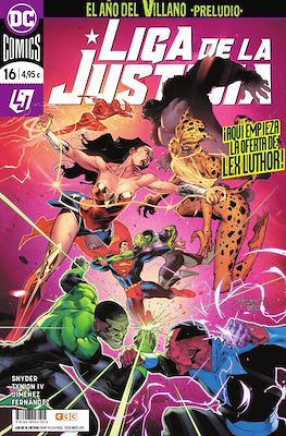 Liga de la Justicia. Nuevo Universo DC / Renacimiento (Grapa) #94/16