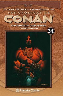 Las Crónicas de Conan (Cartoné 240 pp) #34