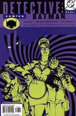 Detective Comics Vol. 1 (1937-2011; 2016-) (Comic Book) #758