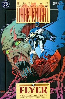 Batman: Legends of the Dark Knight Vol. 1 (1989-2007) (Comic Book) #25