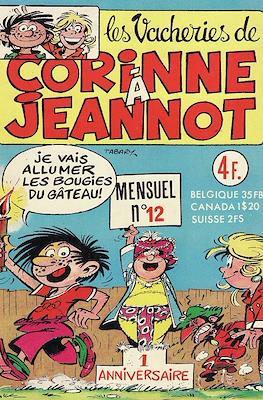 Les Vacheries de Corinne à Jeannot (Broche pocket 132 pp) #12