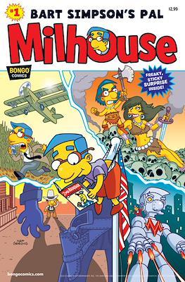 Bart Simpson's Pal Milhouse