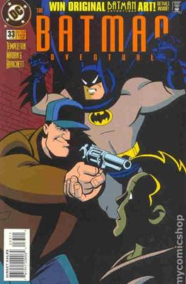 The Batman Adventures (Comic Book) #33