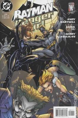 Batman/ Danger Girl