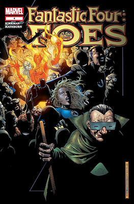 Fantastic Four: Foes (Comic Book) #4