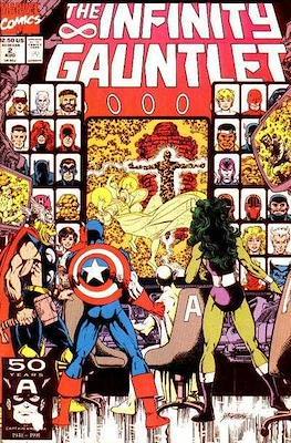 The Infinity Gauntlet (Comic Book) #2