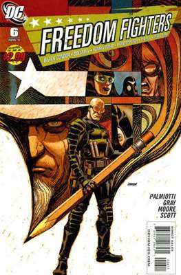 Freedom Fighters Vol. 2 (Comic Book) #6