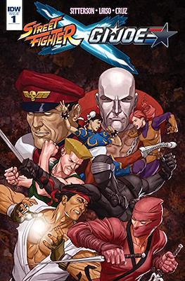 Street Fighter X G.I.Joe