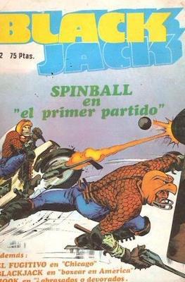 Black Jack / Spinball (Grapa 48 pp) #2