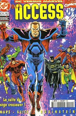 DC versus Marvel (Agrafé) #10