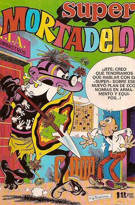 Mortadelo (2ª etapa) / Super Mortadelo (Grapa) #19