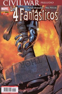 Los 4 Fantásticos Vol. 6 (2006-2007) (Grapa, 24 páginas.) #10