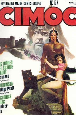 Cimoc (Grapa 60-132 pp) #57