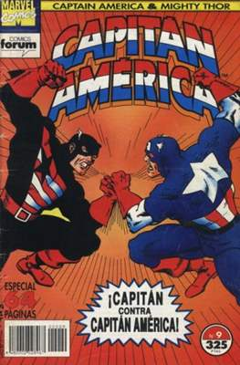 Capitán América & Thor el Poderoso Vol. 2 (1993-1994) #9