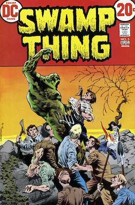 Swamp Thing (1972 1st Series) (Comic Book. 1972 - 1976) #5