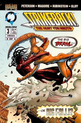 Strikeback! The Hunt for Nikita (Comic-book) #3