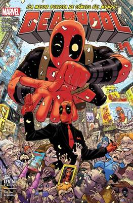 Deadpool Vol. 2 #1