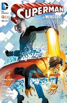 Superman. Nuevo Universo DC / Renacimiento (Grapa) #50