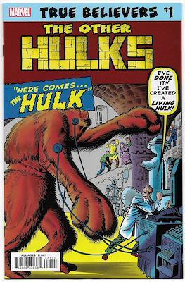 True Believers: Hulk - The Other Hulks