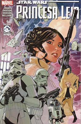 Star Wars: Princesa Leia (Grapas) #4