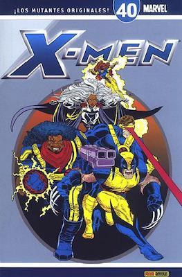 X-Men (Segundo coleccionable) (Rústica 80 pp) #40