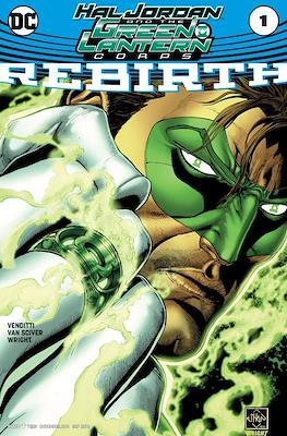 Hal Jordan and The Green Lantern Corps: Rebirth (2016)