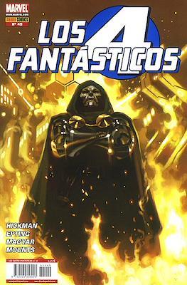 Los 4 Fantásticos / Los Cuatro Fantásticos Vol. 7 (2008-) (Grapa 24-48 pp) #49