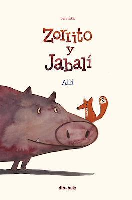 Zorrito y Jabalí (Rústica 48 pp) #1
