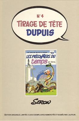 Tirage de Tête Dupuis (Cartoné) #4