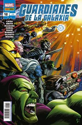 Guardianes de la Galaxia (2013-) #75/12
