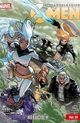 Extraordinarios X-Men (Tomos Recopilatorios) #1