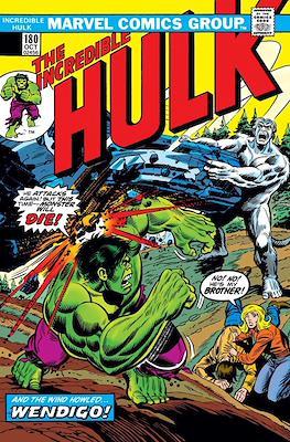The Incredible Hulk - Facsimile Edition (Comic Book) #180