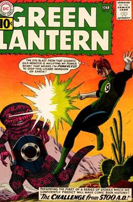 Green Lantern Vol. 1 (1960-1988) #8