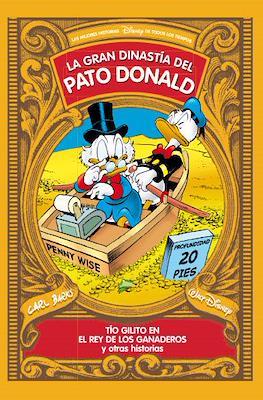 La Gran Dinastía del Pato Donald (Cartoné 192 pp) #43