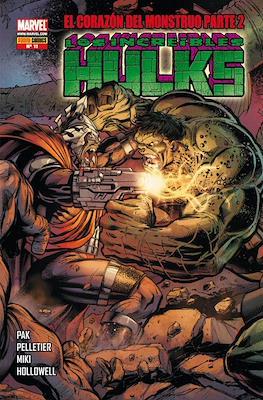 Los increíbles Hulks #11