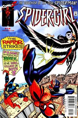 Spider-Girl vol. 1 (1998-2006) (Comic-Book) #18