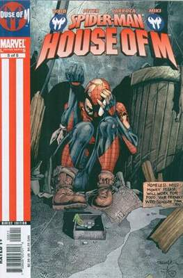 Spider-Man: House of M (Comic-Book) #5