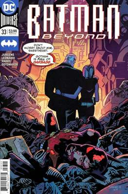 Batman Beyond (Vol. 6 2016-...) (Comic Book) #33
