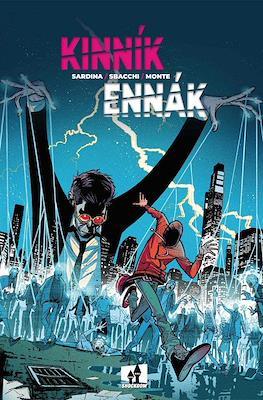 Kinnik Ennak (Cartoné 64 pp)