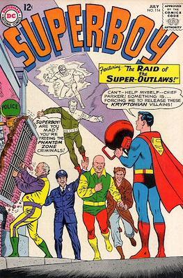 Superboy Vol.1 (1949-1977) #114