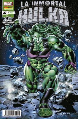 El Increíble Hulk Vol. 2 / Indestructible Hulk / El Alucinante Hulk / El Inmortal Hulk (2012-) (Grapa) #103/27
