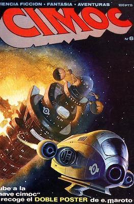 Cimoc vol 1 (Revista grapa (1979)) #6