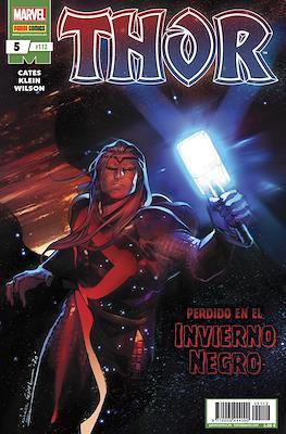 Thor / El Poderoso Thor / Thor - Dios del Trueno / Thor - Diosa del Trueno / El Indigno Thor (2011-) #112/5