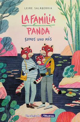 La familia Panda. Somos uno más (Cartoné 40 pp) #