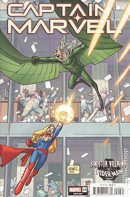 Captain Marvel Vol. 10 (2019- Variant Cover) #29