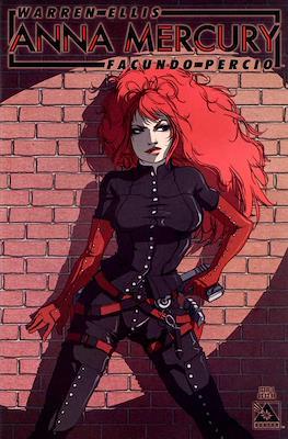 Anna Mercury (Comic-book) #1