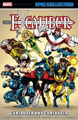 Excalibur Epic Collection (Softcover) #4