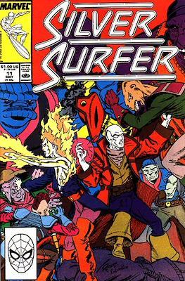Silver Surfer Vol. 3 (1987-1998) #11