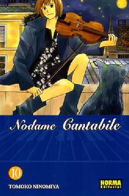 Nodame Cantabile #10